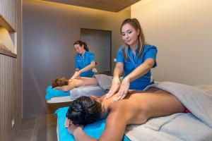 Les Brises Wellness & Fitness - cabine de massage